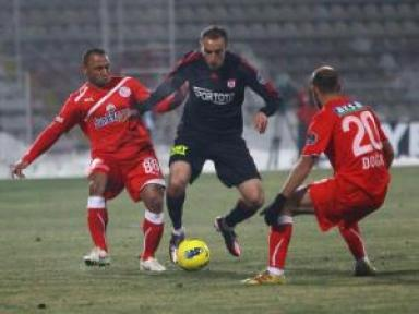 Sivasspor-medical Park Antalyaspor: 2-1