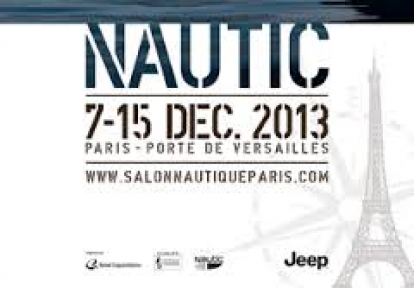 Paris'te Nautic 2013 Fuarı