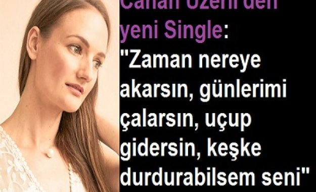 Canan Uzerli - Zaman Official Mini Album Video