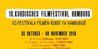 Hamburgda 10. Kürt Film Festivali başladı
